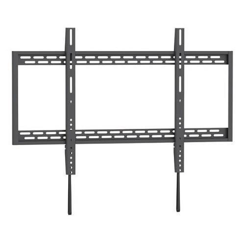 "AMX BPL-65B Wall Mount Fixed Ultra-Slim Black HDTV LED LCD LED PLASMA 60"" To 100"" - 04-0317 - Mounts For Less"