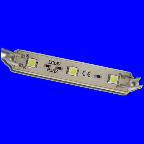 GlobalTone 3 LED lights module IP65 Blue 0.06A 0.72W - 75-0056 - Mounts For Less