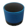GlobalTone Bluetooth High Performance Portable Speaker + Micro SD Blue - 60-0096 - Mounts For Less