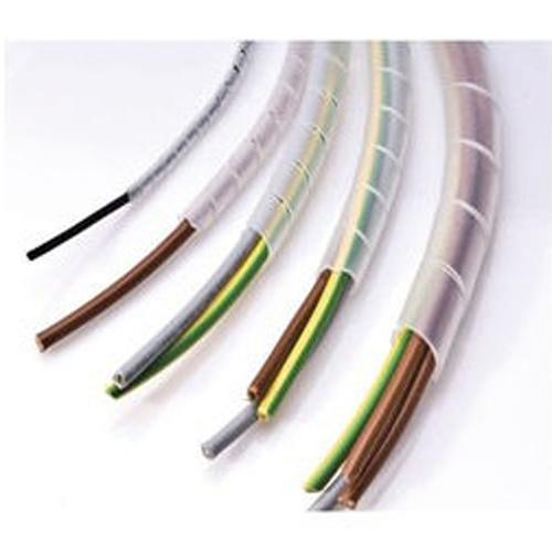 GlobalTone Spiral Wire Wrap Band 19mm / diam 15 to 100mm / 10m long - 85-0036 - Mounts For Less