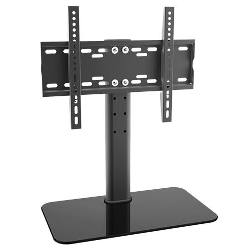 "GlobalTone Table top TV Mount (Replacement Foot or Base) LED LCD PLASMA 23"" to 55"" VESA 400x400 - 04-0260 - Mounts For Less"