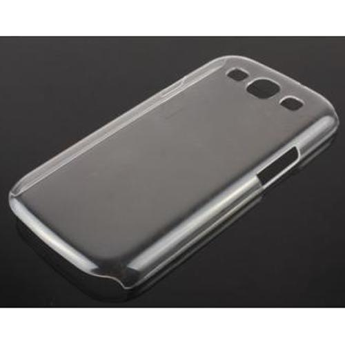 Hard plastic Case for Galaxy SIII (S3) - Transparent - 60-0055 - Mounts For Less