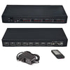 HDMI Matrix 4 inputs / 4 outputs + remote control 1080p - 05-0099 - Mounts For Less
