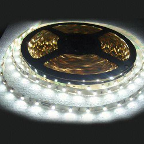 LED strips Cold White spill resistant 60 led/M 5M IP65 5050 72W - 75-0063 - Mounts For Less
