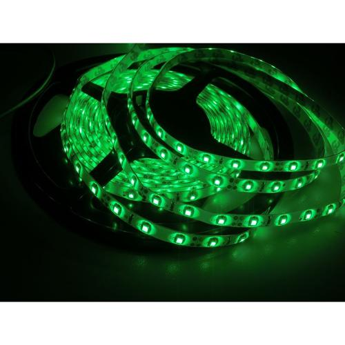 LED strips Green 60 led/M 5M 3528 Type 24W - 75-0020 - Mounts For Less