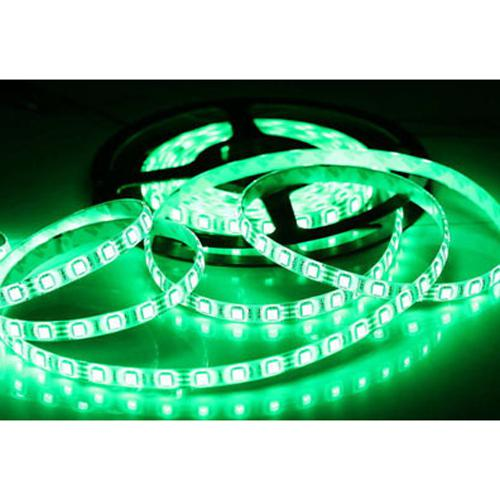 LED strips Green waterproof 60 led/M 5M IP68 5050 72W - 75-0009 - Mounts For Less