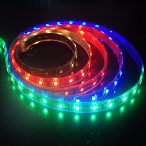 LED strips RGB Spil Resistants 60 led/M 5M IP65 5050 72W - 75-0096 - Mounts For Less
