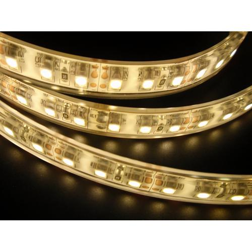 LED strips Warm White waterproof 60 led/M 5M IP68 5050 72W - 75-0014 - Mounts For Less
