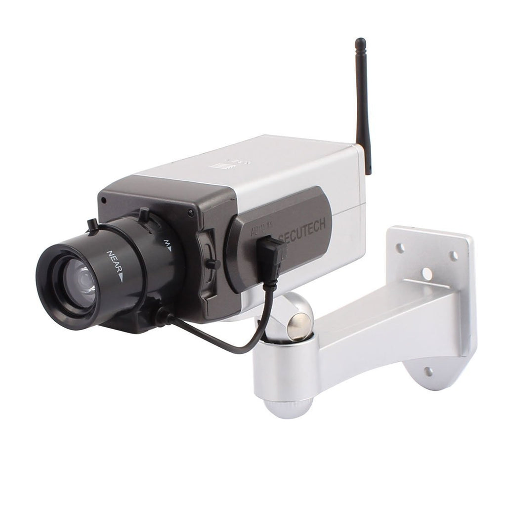 Linkit Security Dummy Security Camera with motion sensor & red LED - 95-02421 - Mounts For Less