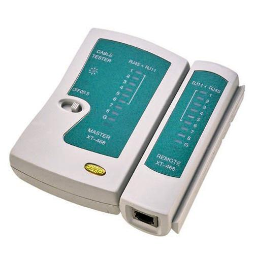Network and Phone cable tester (RJ45 and RJ11) - 45-0004 - Mounts For Less