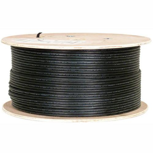 Outdoor Direct Burial CAT5e Network Cable CMX 24AWG Black 1000' - 89-0389 - Mounts For Less