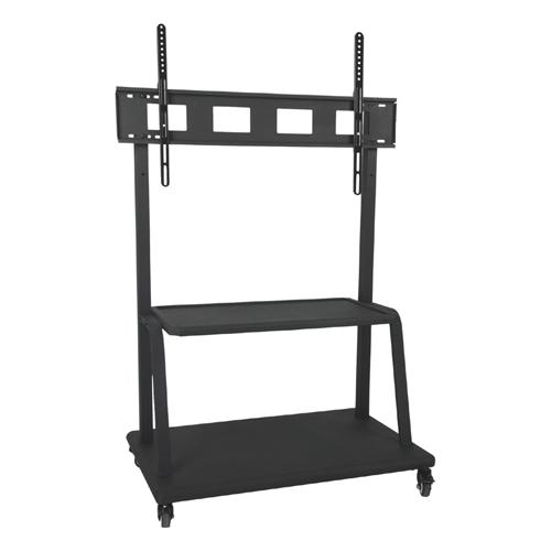 "Rolling TV Cart for LED PLASMA LCD 55"" to 110"" - 04-0257 - Mounts For Less"