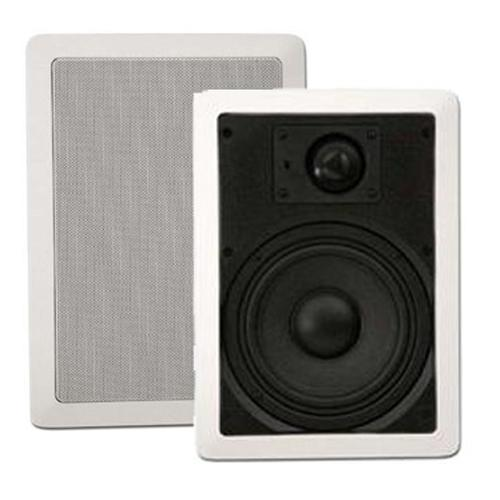 "Saga Elite 2 In-Wall Speakers 6.5"" 2-Way Kevlar 120w - 25-0013 - Mounts For Less"