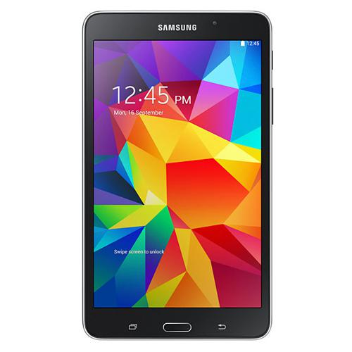 Samsung Galaxy Tab 4 (7in) - 8 GB (black) - SM-T230NYKAXAC - Mounts For Less