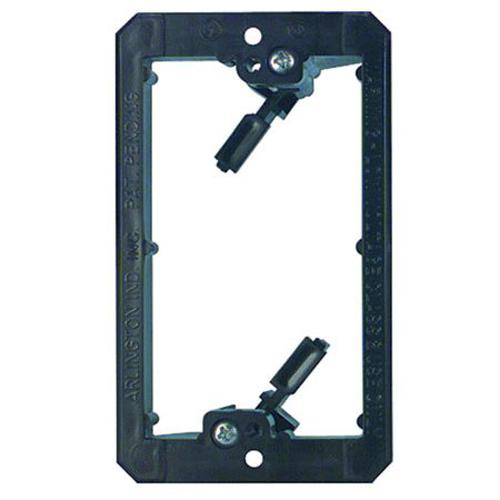Single Gang Old Work Low Voltage Mounting Bracket - 05-0026 - Mounts For Less