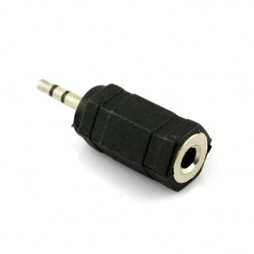 Stereo adapter 3.5mm female to 2.5mm male - 07-0087 - Mounts For Less