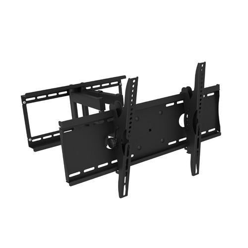 "SWIVEL Wall Mount with 2 arms TV LCD LED PLASMA 32"" to 95"" - 04-0289 - Mounts For Less"