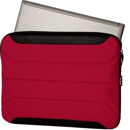 "Targus Sleeve for Tablets & mini-laptops up to 10.2"" Red - 63-0007 - Mounts For Less"