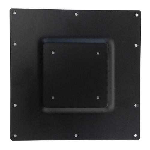 VESA adapter max 200X200 mm Black - 04-0199 - Mounts For Less