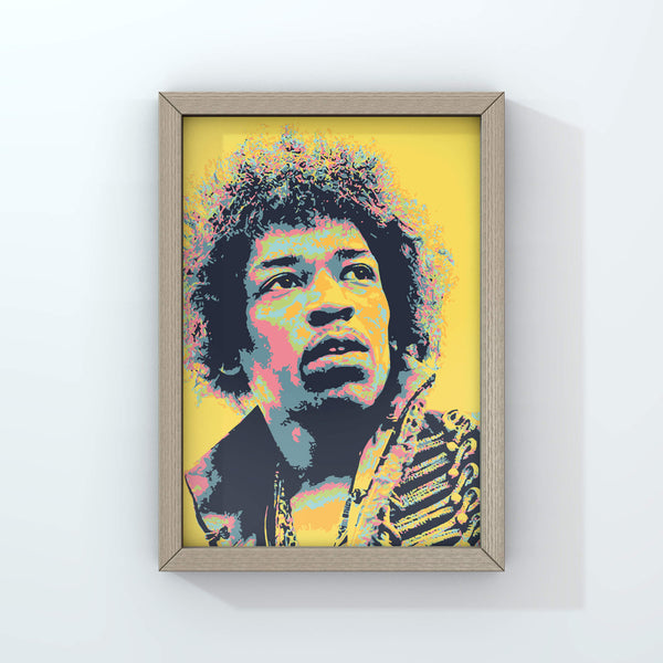 The 27 Club - Jimi Hendrix
