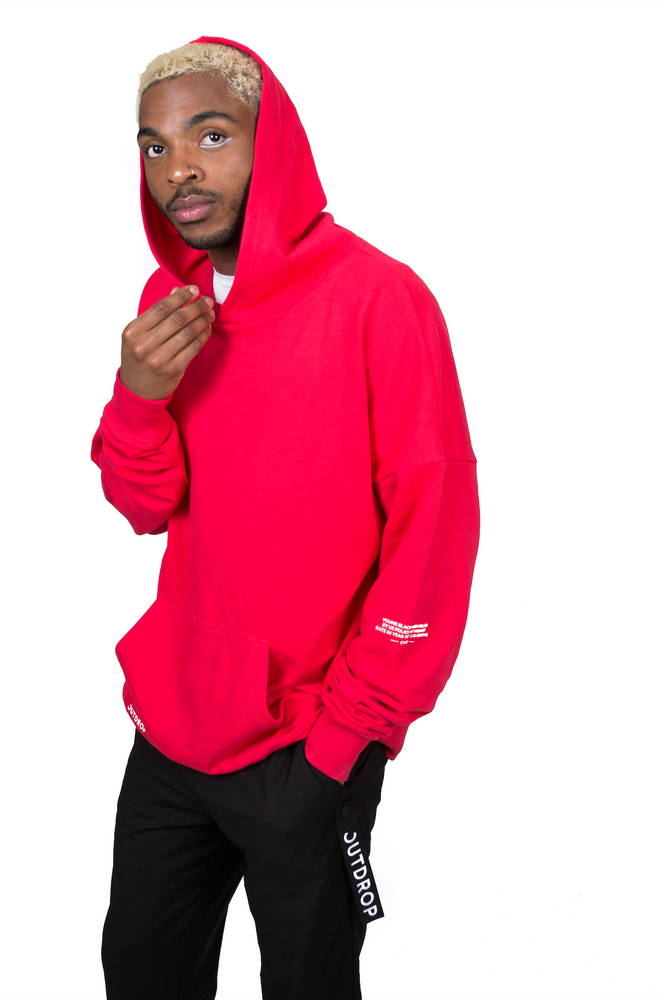 COLLECTION HOODIE // RED