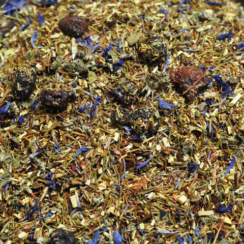 Berry-Berry Green Rooibos