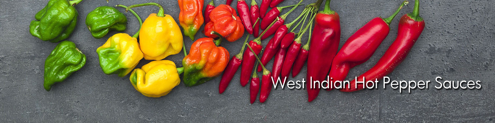 West Indian Hot Pepper Sauces