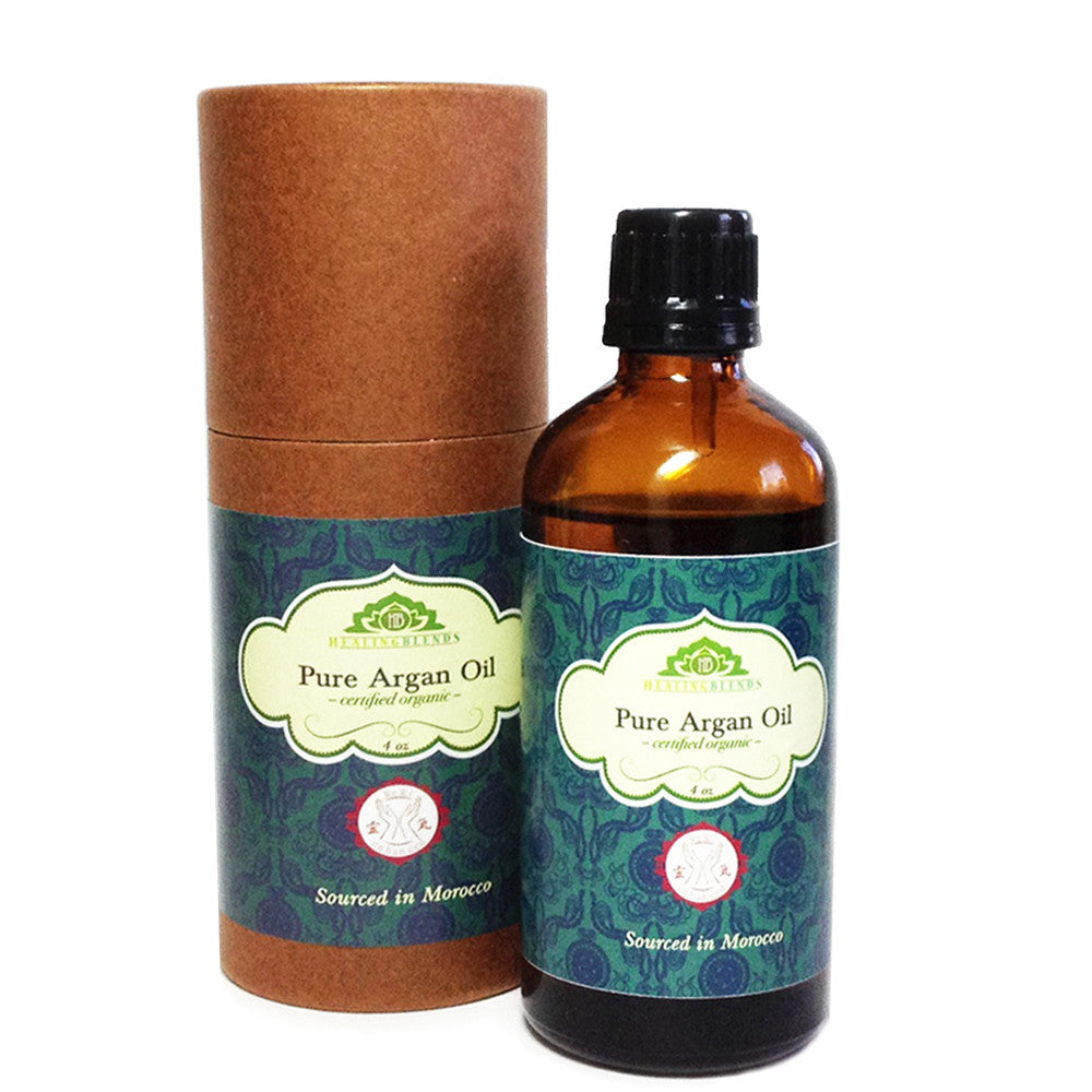 Argan Oil 100% organic (argania spinosa) 4oz