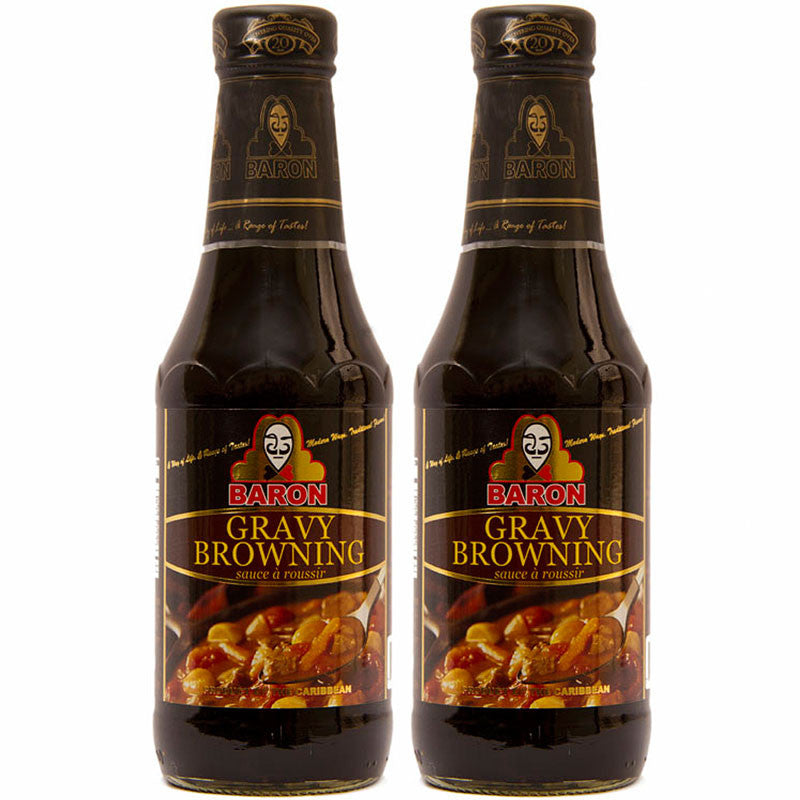 Baron Gravy Browning 14oz (Pack of 2)