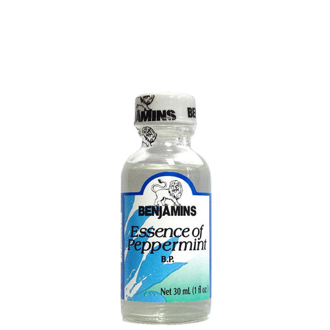 Benjamins Essence of Peppermint 1oz