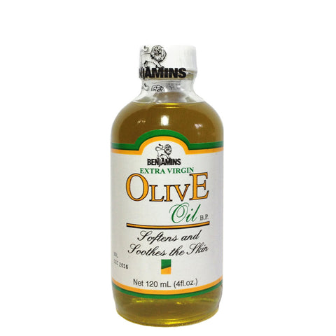 Benjamins Extra Virgin Olive Oil 4oz
