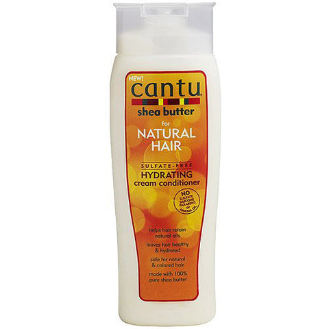 Cantu Shea Butter for Natural Hair Sulfate-Free Hydrating Cream Conditioner 13.5oz
