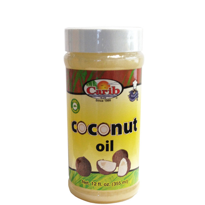 Carib Coconut Oil 12oz
