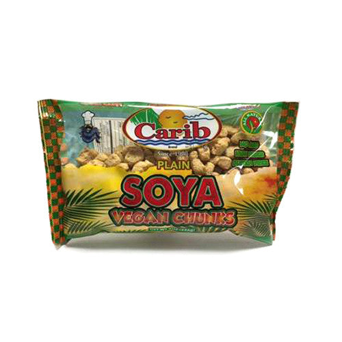 Carib Soya Vegan Chunks 8oz