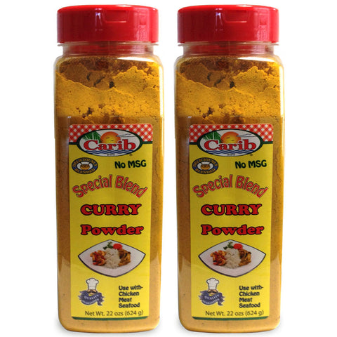 Curry Powder Special Blend 22oz (Pack of 2)