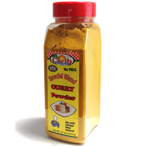 Curry Powder Special Blend 22oz