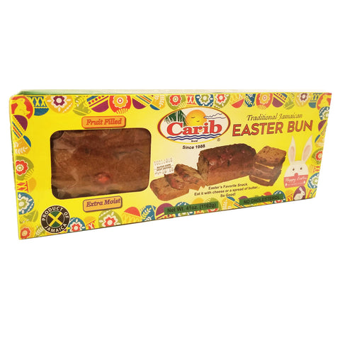 Carib Traditional Jamaican Easter Bun 41oz