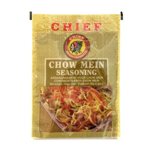 Chief Chow Mein Seasoning 40g (1.4oz)