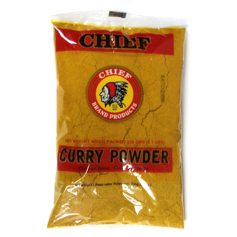 Chief Curry Powder 8.1oz