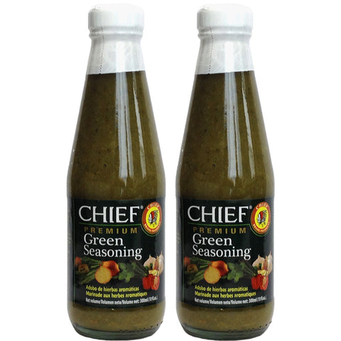 Chief Green Seasoning 10oz (Pack of 2)