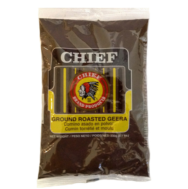 Chief Roasted GEERA 230g (8oz)