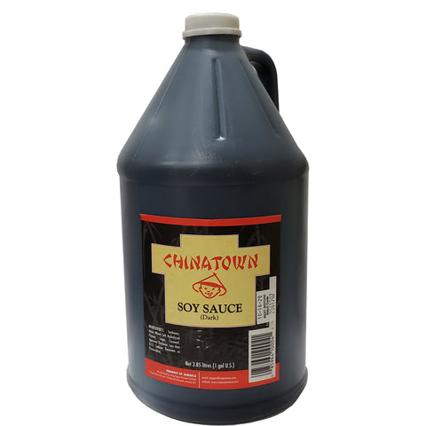 Chinatown Soy Sauce (Dark) 3.85 liters (1 gallon)