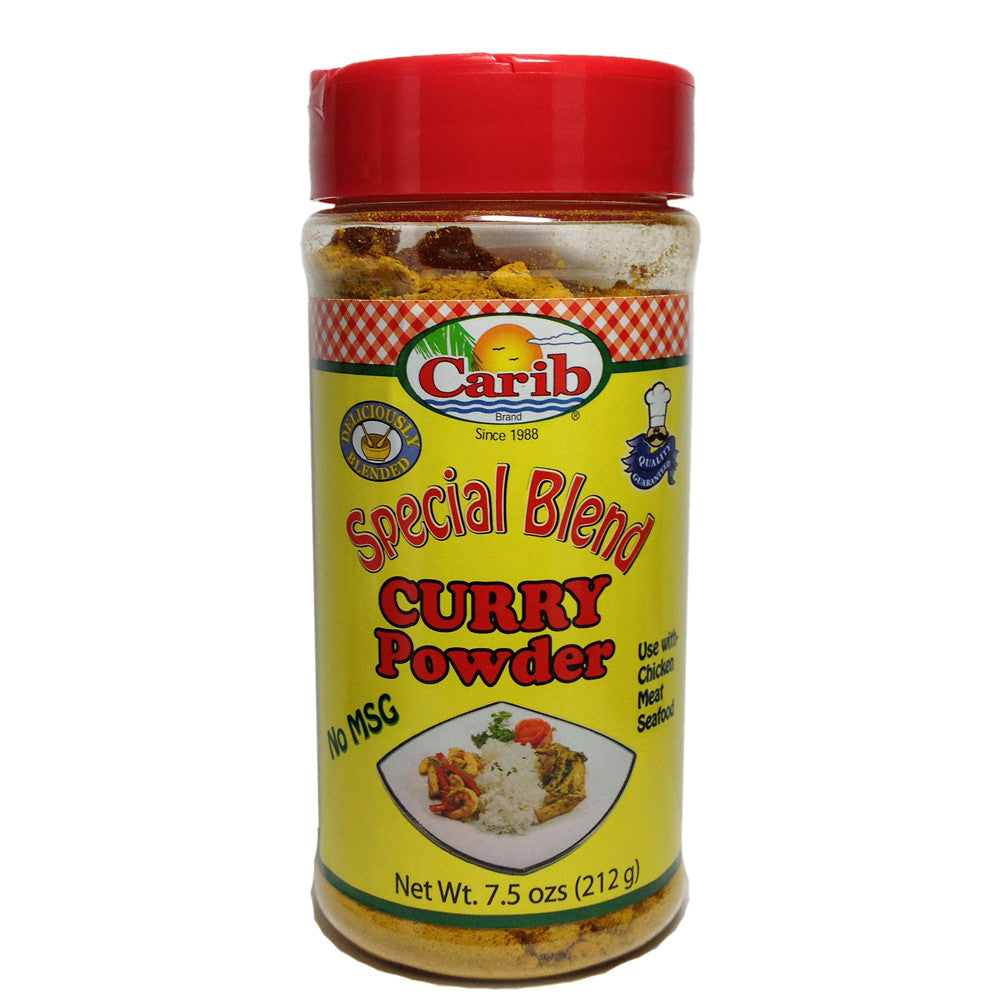 Curry Powder Special Blend 7.5oz