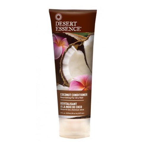 Desert Essence Coconut Conditioner 8oz