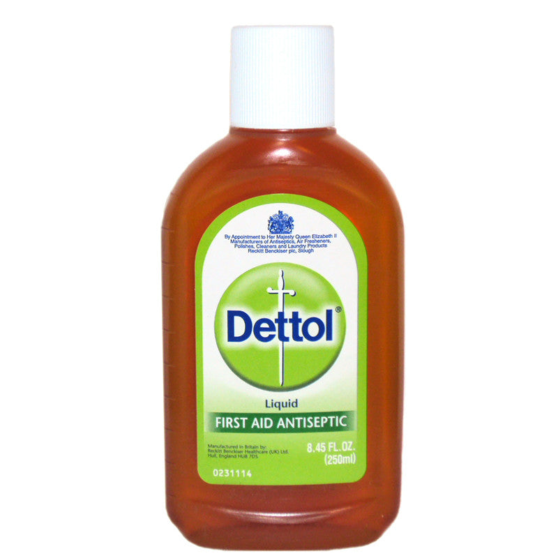 Dettol Antiseptic Liquid 8.45oz (250ml)