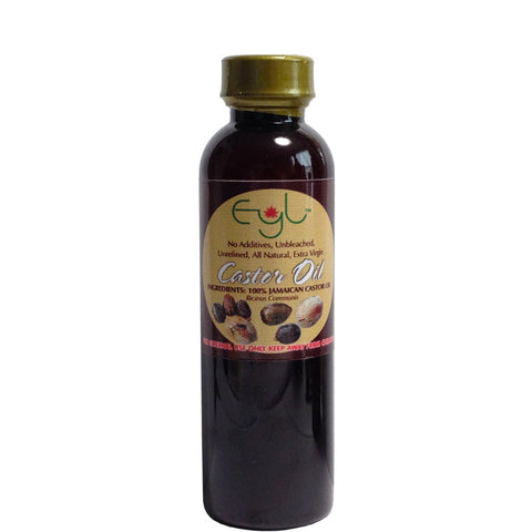 EYL Jamaican Cold Pressed Castor Oil 4oz