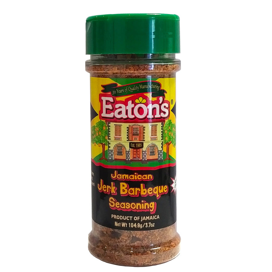 Eaton's Jamaican Jerk Barbeque Seasoning 3.7oz