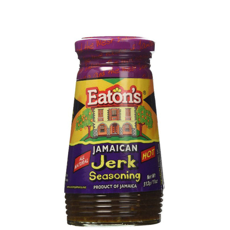Eaton's Jamaican Jerk Seasoning 11oz