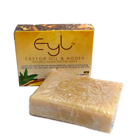 EYL JamaicanCastor Oil and Honey Soap 4oz