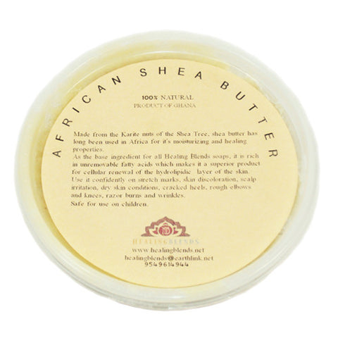 African Shea Butter 8oz by Healing Blends